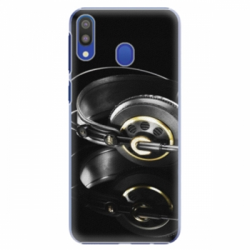 Plastové pouzdro iSaprio - Headphones 02 - Samsung Galaxy M20