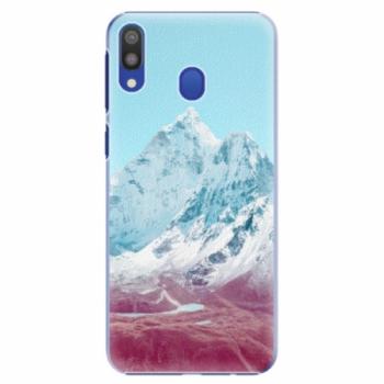 Plastové pouzdro iSaprio - Highest Mountains 01 - Samsung Galaxy M20