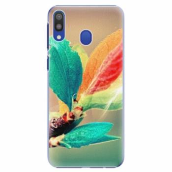 Plastové pouzdro iSaprio - Autumn 02 - Samsung Galaxy M20