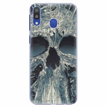 Plastové pouzdro iSaprio - Abstract Skull - Samsung Galaxy M20