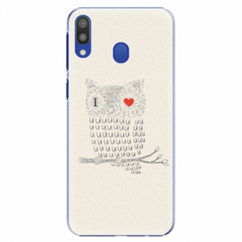 Plastové pouzdro iSaprio - I Love You 01 - Samsung Galaxy M20