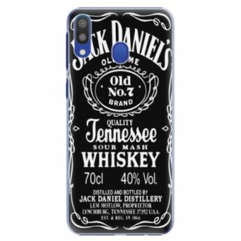 Plastové pouzdro iSaprio - Jack Daniels - Samsung Galaxy M20