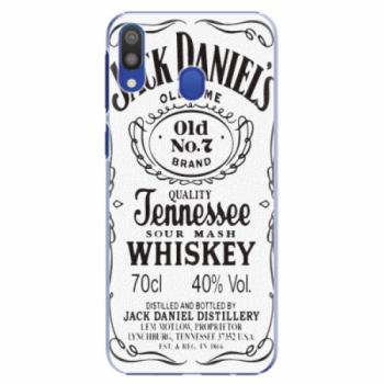 Plastové pouzdro iSaprio - Jack White - Samsung Galaxy M20