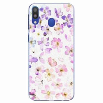 Plastové pouzdro iSaprio - Wildflowers - Samsung Galaxy M20
