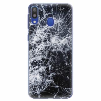 Plastové pouzdro iSaprio - Cracked - Samsung Galaxy M20