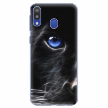 Plastové pouzdro iSaprio - Black Puma - Samsung Galaxy M20