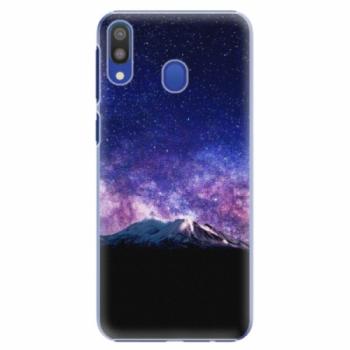 Plastové pouzdro iSaprio - Milky Way - Samsung Galaxy M20