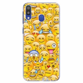 Plastové pouzdro iSaprio - Emoji - Samsung Galaxy M20