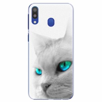 Plastové pouzdro iSaprio - Cats Eyes - Samsung Galaxy M20