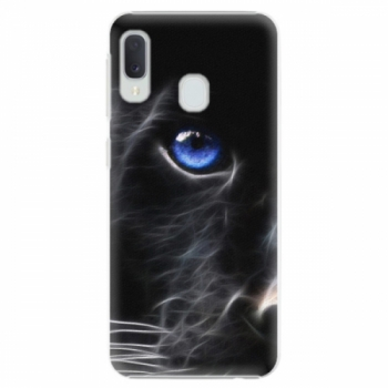 Plastové pouzdro iSaprio - Black Puma - Samsung Galaxy A20e