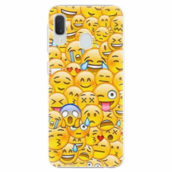 Plastové pouzdro iSaprio - Emoji - Samsung Galaxy A20e