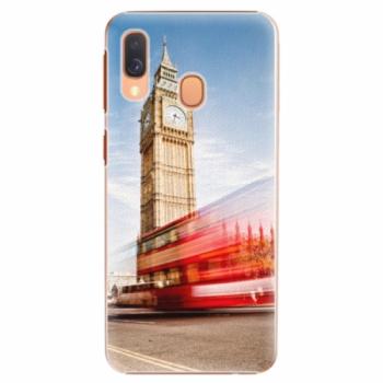 Plastové pouzdro iSaprio - London 01 - Samsung Galaxy A40