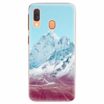 Plastové pouzdro iSaprio - Highest Mountains 01 - Samsung Galaxy A40