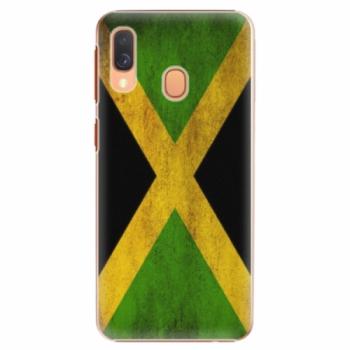 Plastové pouzdro iSaprio - Flag of Jamaica - Samsung Galaxy A40