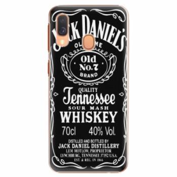 Plastové pouzdro iSaprio - Jack Daniels - Samsung Galaxy A40