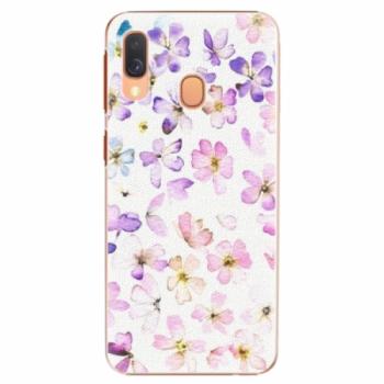 Plastové pouzdro iSaprio - Wildflowers - Samsung Galaxy A40