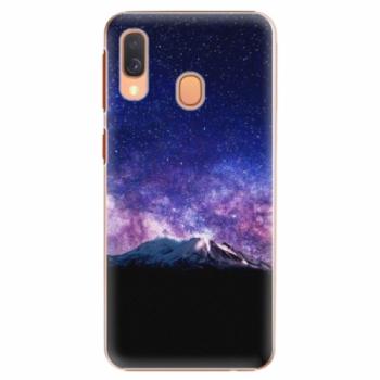 Plastové pouzdro iSaprio - Milky Way - Samsung Galaxy A40