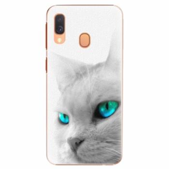 Plastové pouzdro iSaprio - Cats Eyes - Samsung Galaxy A40