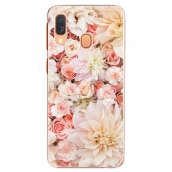 Plastové pouzdro iSaprio - Flower Pattern 06 - Samsung Galaxy A40