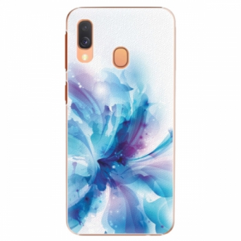 Plastové pouzdro iSaprio - Abstract Flower - Samsung Galaxy A40