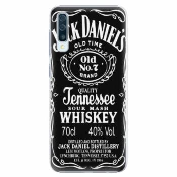 Plastové pouzdro iSaprio - Jack Daniels - Samsung Galaxy A50