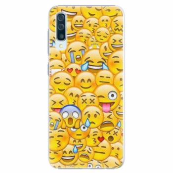 Plastové pouzdro iSaprio - Emoji - Samsung Galaxy A50