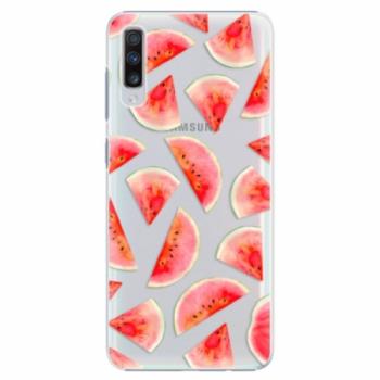 Plastové pouzdro iSaprio - Melon Pattern 02 - Samsung Galaxy A70