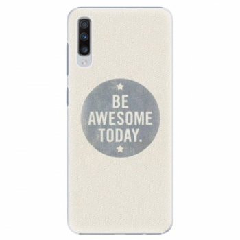 Plastové pouzdro iSaprio - Awesome 02 - Samsung Galaxy A70