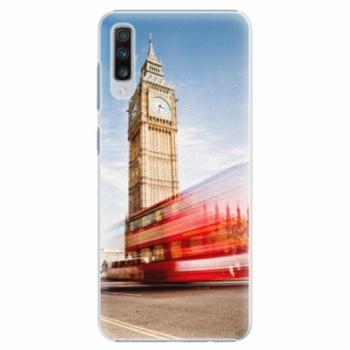 Plastové pouzdro iSaprio - London 01 - Samsung Galaxy A70