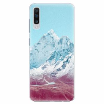 Plastové pouzdro iSaprio - Highest Mountains 01 - Samsung Galaxy A70