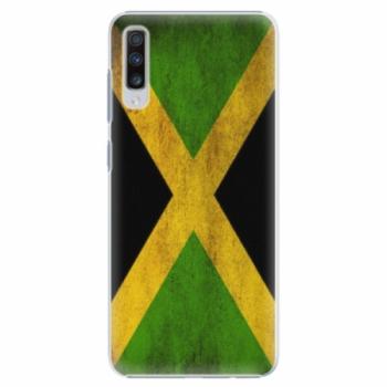 Plastové pouzdro iSaprio - Flag of Jamaica - Samsung Galaxy A70