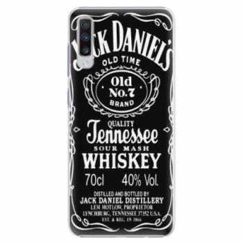Plastové pouzdro iSaprio - Jack Daniels - Samsung Galaxy A70