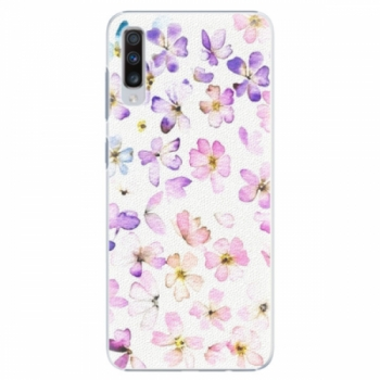 Plastové pouzdro iSaprio - Wildflowers - Samsung Galaxy A70