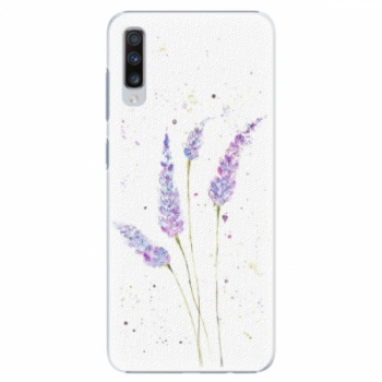 Plastové pouzdro iSaprio - Lavender - Samsung Galaxy A70