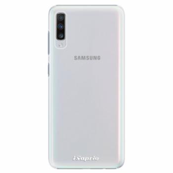 Plastové pouzdro iSaprio - 4Pure - mléčný bez potisku - Samsung Galaxy A70