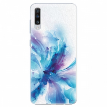 Plastové pouzdro iSaprio - Abstract Flower - Samsung Galaxy A70