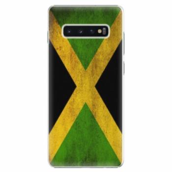 Plastové pouzdro iSaprio - Flag of Jamaica - Samsung Galaxy S10+