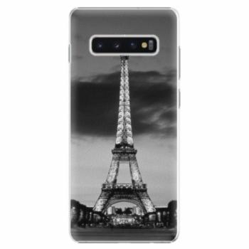 Plastové pouzdro iSaprio - Midnight in Paris - Samsung Galaxy S10+