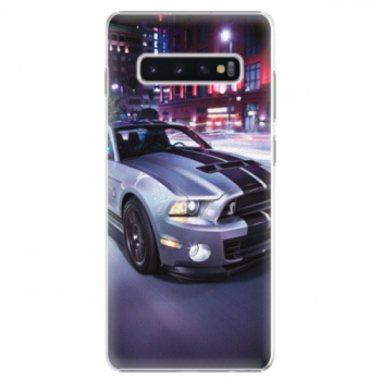 Plastové pouzdro iSaprio - Mustang - Samsung Galaxy S10+