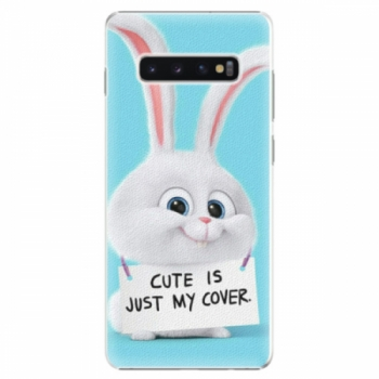 Plastové pouzdro iSaprio - My Cover - Samsung Galaxy S10+