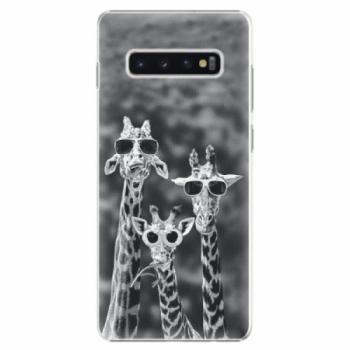 Plastové pouzdro iSaprio - Sunny Day - Samsung Galaxy S10+