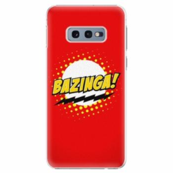 Plastové pouzdro iSaprio - Bazinga 01 - Samsung Galaxy S10e
