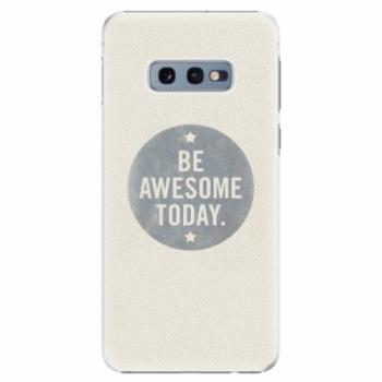 Plastové pouzdro iSaprio - Awesome 02 - Samsung Galaxy S10e