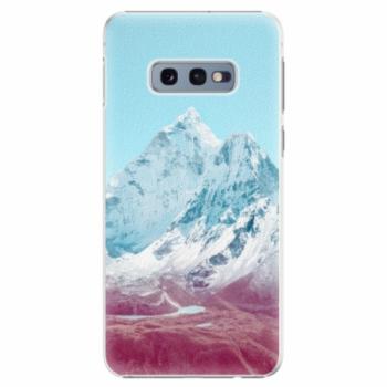 Plastové pouzdro iSaprio - Highest Mountains 01 - Samsung Galaxy S10e