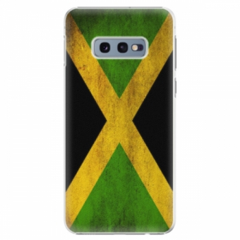Plastové pouzdro iSaprio - Flag of Jamaica - Samsung Galaxy S10e