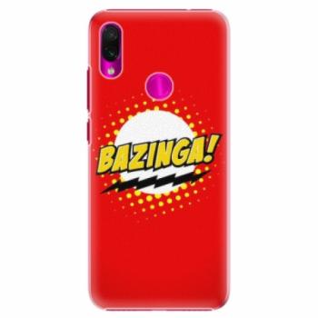 Plastové pouzdro iSaprio - Bazinga 01 - Xiaomi Redmi Note 7