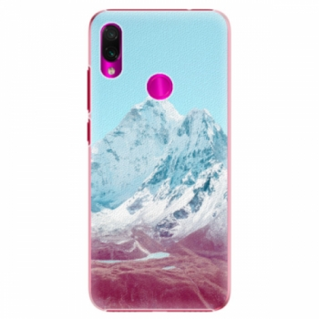 Plastové pouzdro iSaprio - Highest Mountains 01 - Xiaomi Redmi Note 7