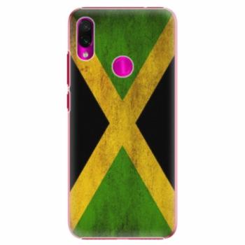 Plastové pouzdro iSaprio - Flag of Jamaica - Xiaomi Redmi Note 7