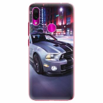 Plastové pouzdro iSaprio - Mustang - Xiaomi Redmi Note 7