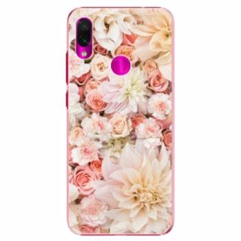 Plastové pouzdro iSaprio - Flower Pattern 06 - Xiaomi Redmi Note 7